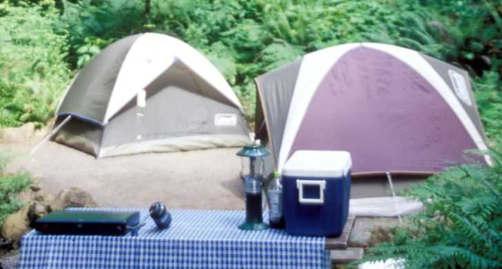 Pitch your tent at Ainsworth