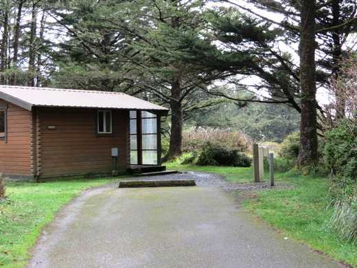 Cape Blanco cabin