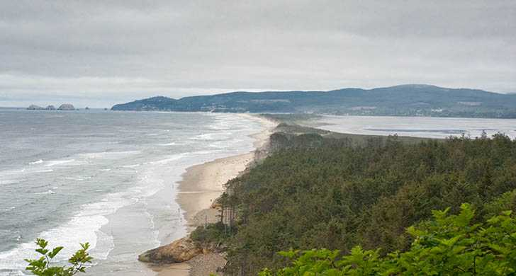 Cape Lookout Beach