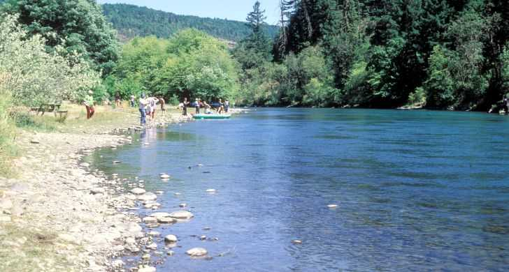 The Rogue River