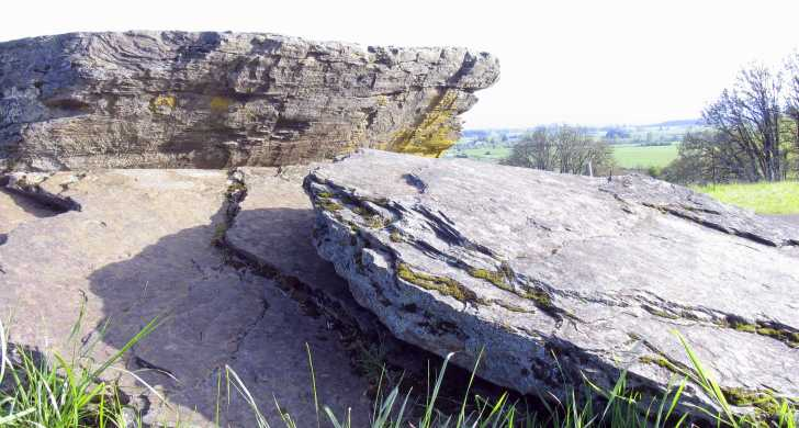Erratic Rock