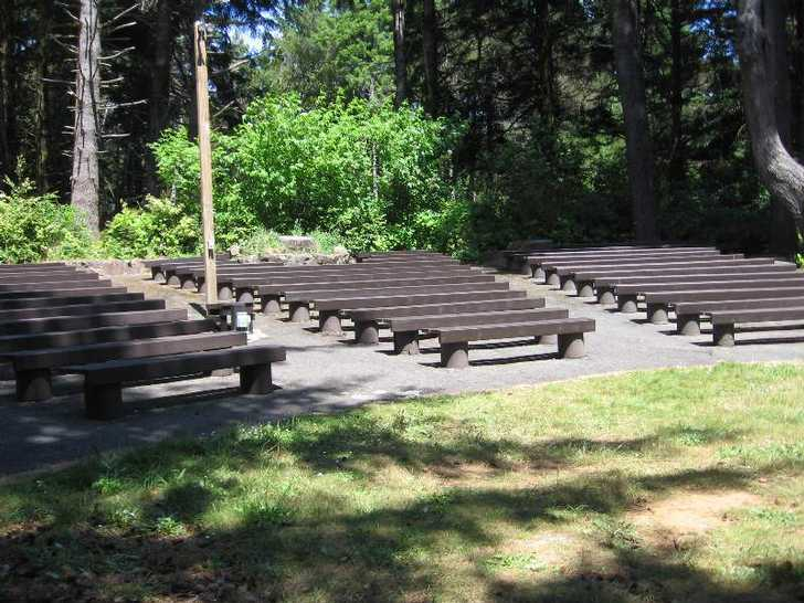 Harris amphitheater