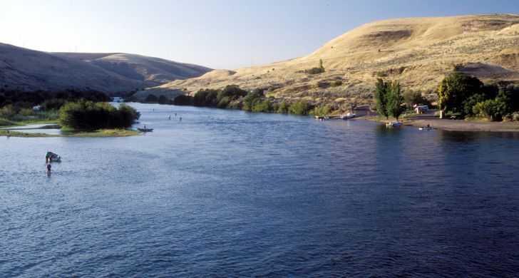 Heritage Landing (Deschutes) - Oregon State Parks and Recreation