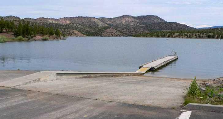 Jasper point prineville reservoir oregon state parks for Prineville reservoir fishing