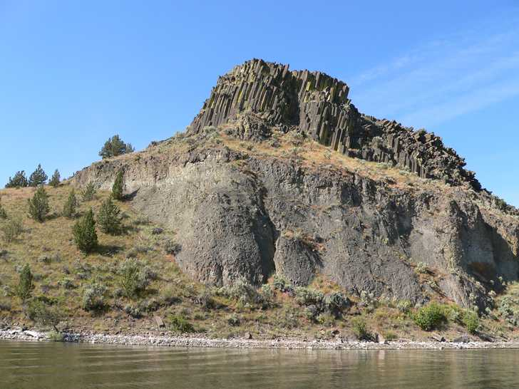 Skeleton Rock/Prineville Reservoir