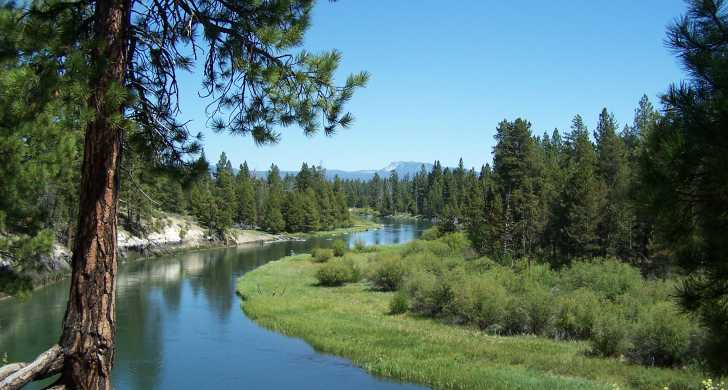Lapine State Park Oregon State Parks And Recreation
