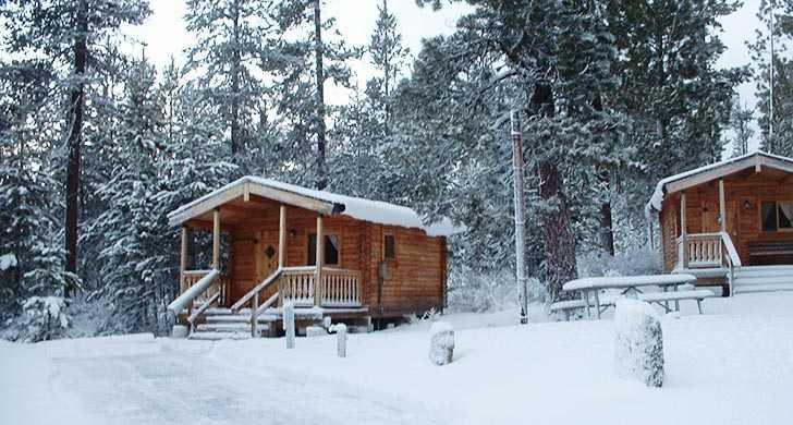 rustic hood lake resort cabin lost mt rentals cabins oregon