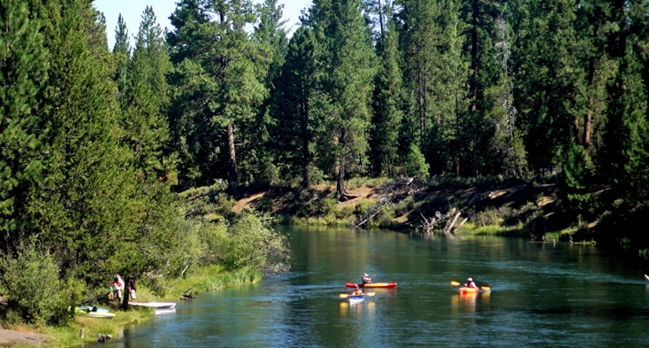 Photos, Videos, and Brochures - LaPine State Park - Oregon State