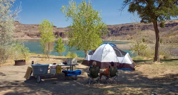 Lake Owyhee State Park - Oregon State Parks and Recreation
