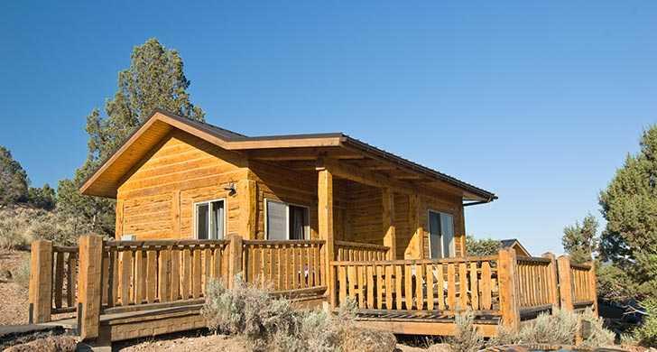 Prineville reservoir state park oregon state parks and for Oregon state parks yurts and cabins