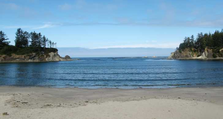 Sunset Bay State Park Oregon State Parks And Recreation