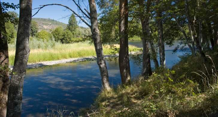 Touvelle State Recreation Site Oregon State Parks And