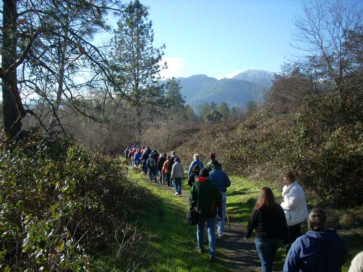 "Interpretive ""Rivers Edge"" Trail"