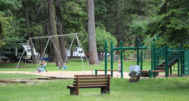 Wallowa Lake Playground