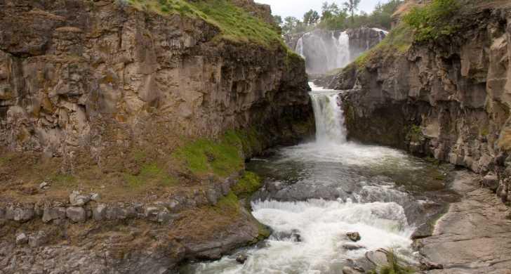 Image result for White River Falls State Park