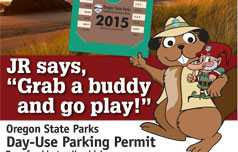 Give the gift of Oregon State Parks