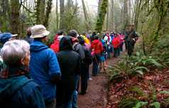 First Day Hikes set for state parks Jan. 1