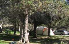 Tumalo campground closed  for renovations