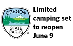 COVID-19 Response: Limited day-use open at some parks, camping coming soon