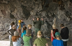Book your Fort Rock Cave tour now
