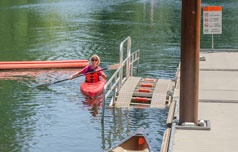 Kayak and paddleboard rentals now at Milo McIver State Park