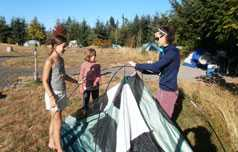 Four ways to get ready for summer camping
