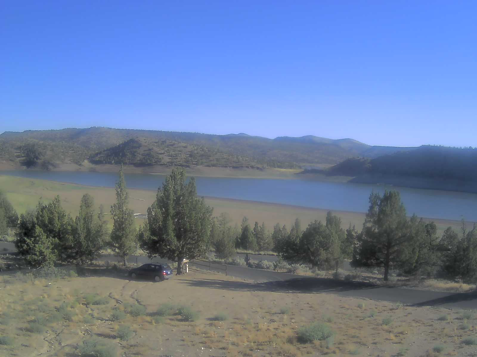 Prineville Reservoir Webcam Image